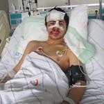 Son gaz fişeği mağduru: İstiklal Caddesi'nde emekçi