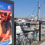 AKP afişinde rakı sofrası