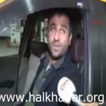 Video – Akaryakıta yapılan zamlardan dolayı taksiciler para kazanamıyor