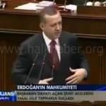 Video – Başbakan Erdoğan Öcalan'a sayın dediği için açılan 3 kuruşluk davayı içine sindiremedi…