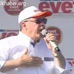 Video – Tayyip Erdoğan iktidarı, terör örgütüyle masaya oturmamıştır ve oturmaz!