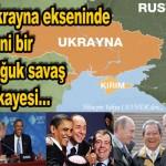 Ukrayna ekseninde yeni bir soğuk savaş hikayesi… – Hüseyin Yahya CEVHER