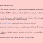 Yeni açtığımız YouTube sayfası da ilk kapatılma uyarısını aldı!