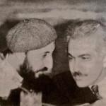 Abdurrahman DİLİPAK ve Doğu PERİNÇEK muhabbet ederken…