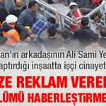 19 yaşındaki inşaat işçisi Erdoğan Polat'ın ölümü kimin umurunda?