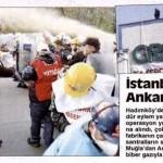 Ankara ve İstanbul'da işçiler direniyor