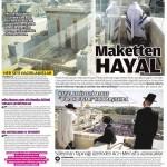 Siyonistler Mescid-i Aksa'yı yıkmak için çalışmalarını sürdürüyor