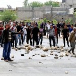 Urfa'da 20 ev ve işyeri yıkılmak istendi mahalleli karşı çıktı
