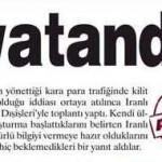 Türkiye medyası tarafından İran'a atılan bir iftira daha ifşa edildi