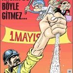 Karikatür – 1 Mayıs halk düşmanlarından hesap sorma günü olmalıdır