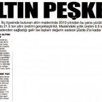 Erzincan İliç'teki altın madeninin karının yüzde 2'si devlete veriliyor