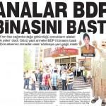 Diyarbakır'da PKK tarafından kaçırılan çocukların aileleri eylem yapıyor