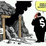 Karikatür – Devletin ve taşeronların Soma'ya bakışı…