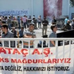 Antalyalı Anteks fabrikası işçileri tam 8 aydır maaşlarını alamıyor