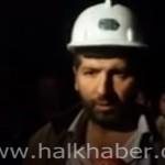 Video – Cesetler aşağıda bekletiliyor, ancak madene inenler yakınlarını alıyor