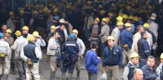 madenciler