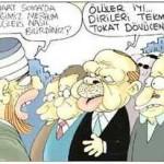 Karikatür – En iyi vatandaş, ölü vatandaştır