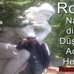 Rodin-Namı diğer Düşünen Adam Heykeli – Ramazan BAŞAR