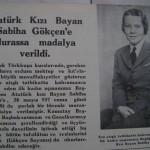 Dersim katliamının failinin madalya ile ödüllendirildiğinin belgesi