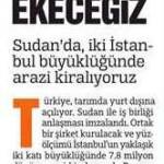 Türkiye, Sudan'da 7,8 milyon dönüm arazi kiraladı! Amaç tarım mı fitne mi?