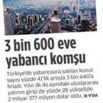 Yabancılara satılan konut sayısı yüzde 41 arttı