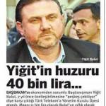 Yiğit Bulut 40 bin lira maaşla Türk Telekom'a yönetim kurulu üyesi oldu