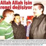 Halkla dalga geçmeye devam: Allah Allah işin rengi değişiyor