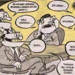 Karikatür – Asgari ücret tespit komisyonu
