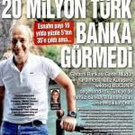 Halkımızdan 20 milyon kişinin bankayla hiç işi olmadığı açıklandı