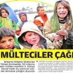 Dünyadaki mülteci sayısı 50 milyonu aştı