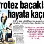 Türkiye'nin desteklediği terör örgütlerinin müslüman halklara yönelik yaptığı zulümlere sadece bir örnek…