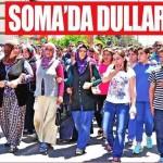 Somalı mağdurlar devletin ilgisizliğine karşı yürüyüş yaptı