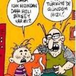 Karikatür – Türkiye'deki gündemin hızı ışık hızını geçti