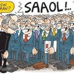 Karikatür – Başbakan ve Danışmanları…