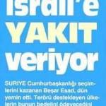 Beşşar Esad: Erdoğan, İsrail'e yakıt veriyor
