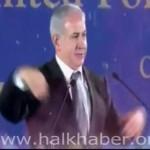 Video – Netanyahu, İsrail askerinin kaçırıldığını öğrenince kafayı bozdu