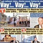 Türkiye'de rant, saltanat ve talan tüm hızıyla devam ediyor