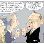 Karikatür – Türkiye, IŞİD'e karşı mesafeli duruyor