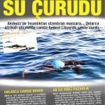 Afrikalı yüzlerce göçmen Akdeniz'de boğularak öldü
