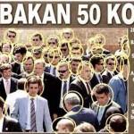 2 başbakan 50 koruma