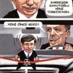 Karikatür – Yeni Türkiye'nin yeni öncü gücü…