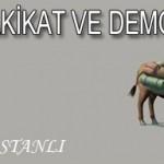 GÖLGE, HAKİKAT VE DEMOSTENES… – Süleyman DAĞISTANLI