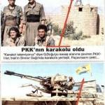 IŞİD bahanesiyle PKK da ağır silahlara kavuştu