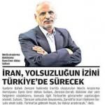 İran yolsuzluğun izini Türkiye'de sürecek