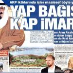 İstanbul boğazının en nadide yeri Kral Abdullah'a peşkeş çekildi