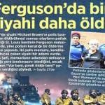 Ferguson'da bir siyahi daha öldürüldü