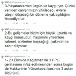 PKK vuruyor, HDP sözcülüğünü yapıyor, Devlet seyrediyor!