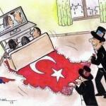 Karikatür – TV başında vakit kaybetme zamanı değil, memleket elden gidiyor