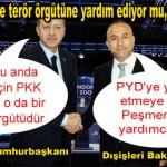 Türkiye terör örgütüne yardım ediyor mu, etmiyor mu?