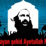 Yaşayan şehid Ayetullah Nemr – Hüseyin Yahya CEVHER